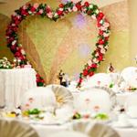 Выбор кафе для свадебного торжества